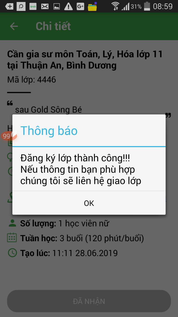 ung dung gia su day kem