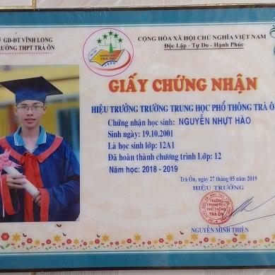 Nguyễn Nhựt Hào