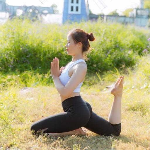 Minh Thương yoga