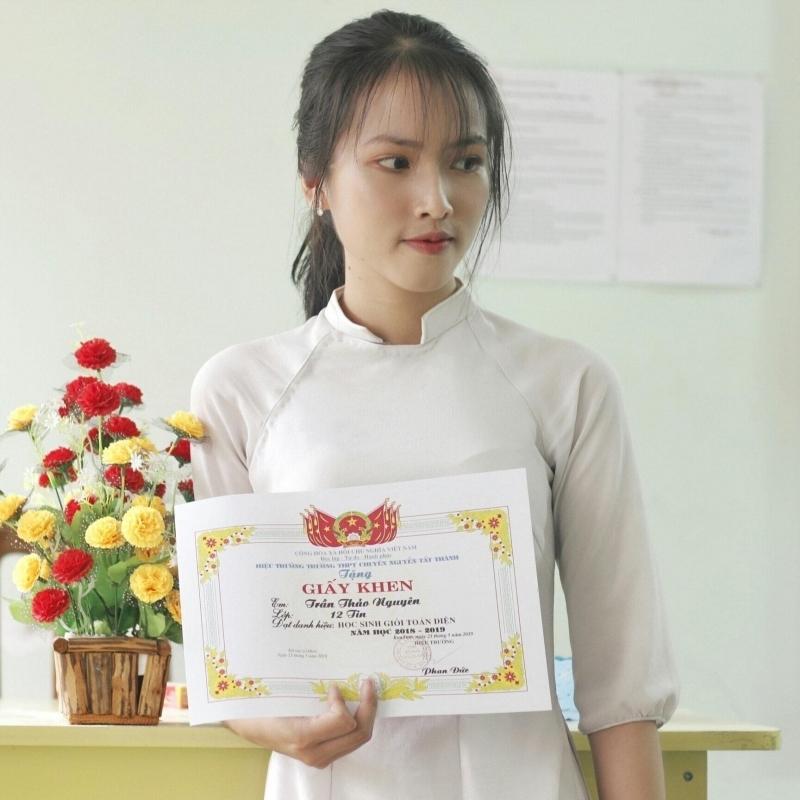 Trần Thảo Nguyên